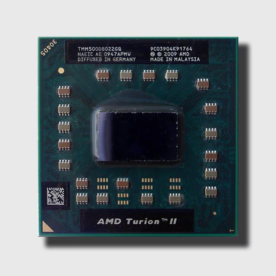 AMD Turion TMM500DB022GQ