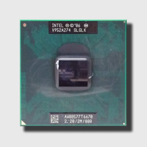 Intel Core 2 Duo T6670